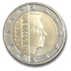 Luxembourg Euro Coins UNC